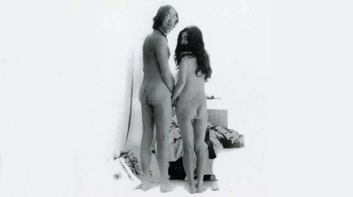 Emblemáticos desnudos de John Lennon y Yoko Ono se subastaron por US$1.370