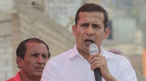 """Humala sobre secuestro en el VRAE: """"Estamos tomando en cuenta la vida de los trabajadores"""""""