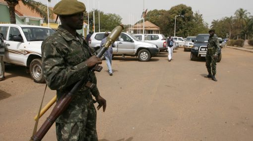Guinea Bissau: militares se apoderaron de capital tras asalto nocturno