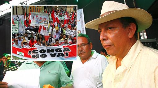"""Postergación de entrega de peritaje a Conga genera desconfianza"", afirmó Arana"