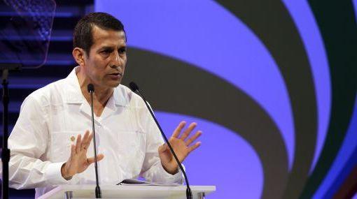 """Ollanta Humala considera """"una victoria impecable"""" liberación de rehenes"""