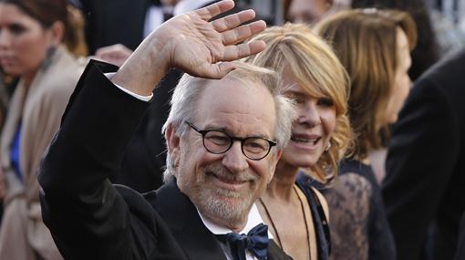 """Steven Spielberg debutó como productor de series en """"Smash"""""""