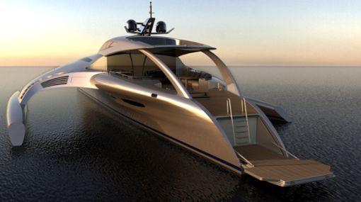 La última joya náutica vale US$15 millones y se controla con un iPad