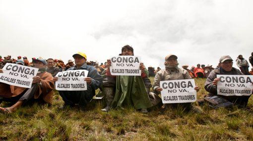 Cajamarca: ronderos retuvieron a encuestadores en Celendín