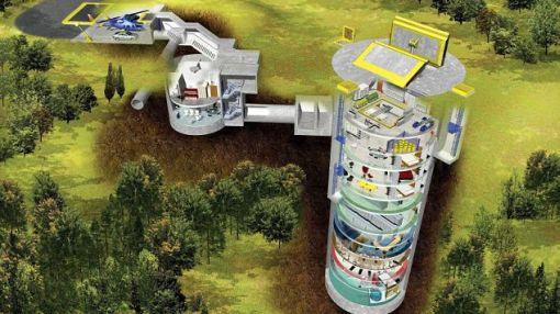 """Millonarios construyen un condominio que """"soportará el fin del mundo"""""""