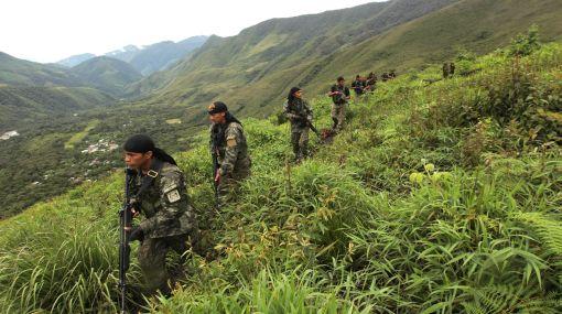 Tres militares habrían sido heridos en enfrentamiento con senderistas