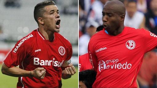 Inter de Porto Alegre llega hoy con D'Alessandro para enfrentar a Aurich