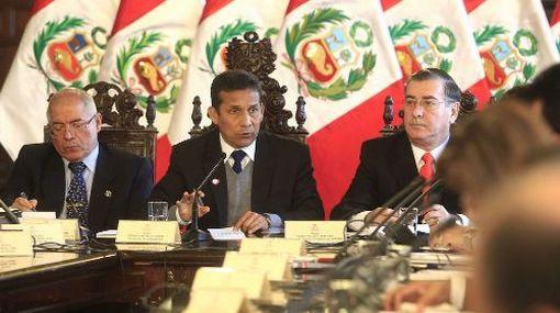 Presidente Humala pidió a la oposición su apoyo a resultados del peritaje a Conga