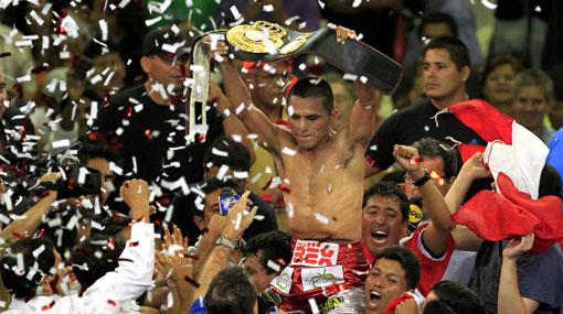 'Chiquito' ganador: Rossel recibirá mañana los Laureles Deportivos