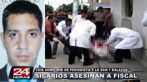 Fiscal asesinado temía posibles represalias de narcos mexicanos