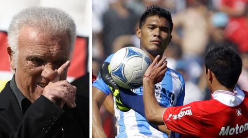 Basile defendió a 'Teo' Gutiérrez, jugador que sacó un arma en vestuario de Racing