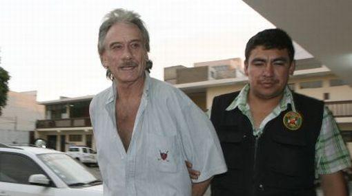 'Tío Charlie' seguirá preso en el penal de Lurigancho