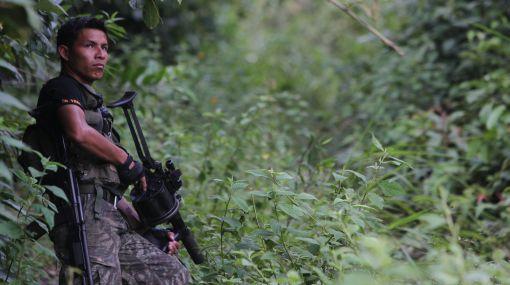 Jóvenes del servicio militar serían enviados al peligroso VRAE