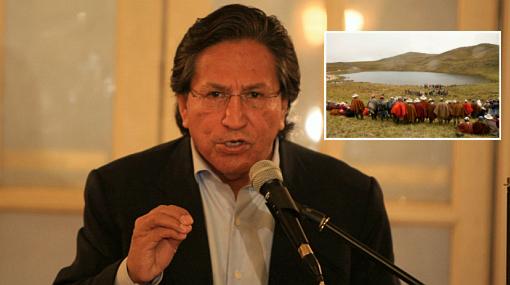 Especialistas de Perú Posible analizarán peritaje a Conga, afirmó Toledo