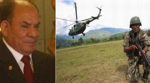 Búsqueda de policías se ha redoblado, aseguró ministro Lozada