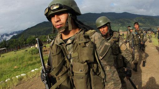 Ejército afirma que ya retiró chalecos antibalas defectuosos del VRAE