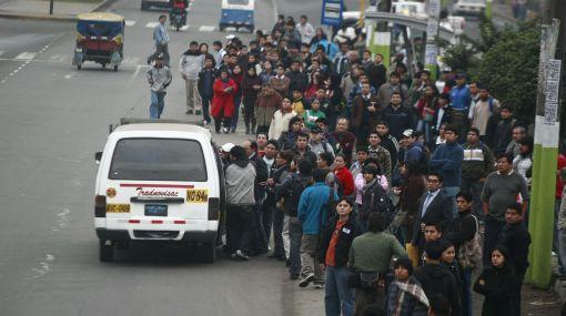 Paro de transportistas: tres mil policías y 500 serenos darán hoy seguridad
