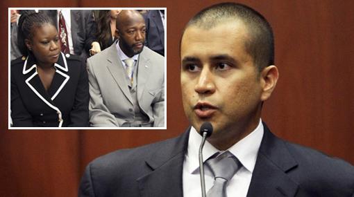 """Zimmerman a padres de Trayvon Martin: """"Siento la pérdida de su hijo"""""""