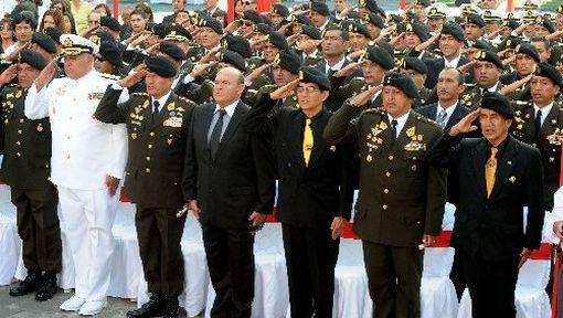 Gobierno rindió homenaje a comandos Chavín de Huantar