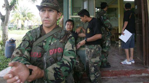 Hubo nuevo enfrentamiento entre el Ejército y Sendero Luminoso en el VRAE