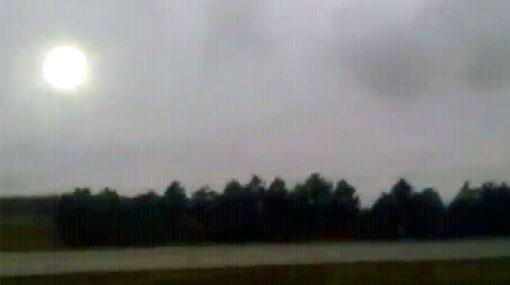 VIDEO: una bola de fuego en el cielo causó alarma en Estados Unidos