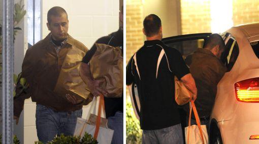 George Zimmerman salió en libertad condicional tras pagar fianza