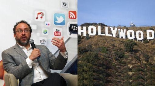 Creador de Wikipedia pronostica el fin de Hollywood a manos de Internet