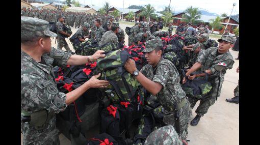 Comando Conjunto niega que aún existan raciones malogradas en el VRAE