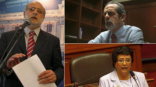 Abugattás descartó alejamiento de Diez Canseco y Mavila del oficialismo