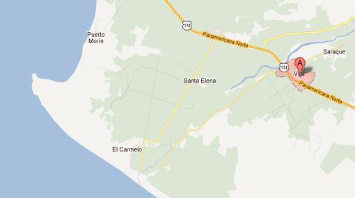 Sismo de 4,6 grados Richter sacudió el norte del país esta madrugada