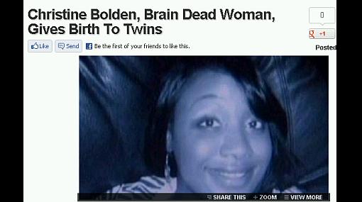 Mujer con muerte cerebral dio a luz a mellizos en Estados Unidos