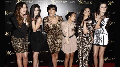 Hay Kardashians para rato: firmaron por 3 años más en la televisión