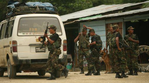 Militar fallecido en el VRAE habría sido víctima de asalto