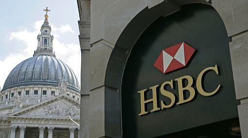 HSBC eliminó 2.217 puestos de trabajo en el Reino Unido