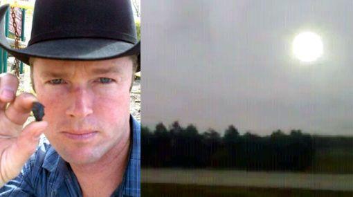Confirmado: bola de fuego que se vio sobre EE.UU. era un meteorito