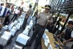 Dos toneladas de droga incautó la policía en últimas dos semanas - Noticias de miss francia