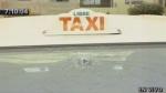 Policía recibió balazo en la cara tras intervenir a taxista - Noticias de edgar reano