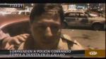 Policía fue liberado pese a ser sorprendido cobrando coima - Noticias de carlos rivera culquicondor