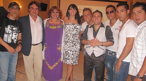 Lucho Quequezana, Bareto y Daniel F se unen para dar concierto por el Día del trabajo