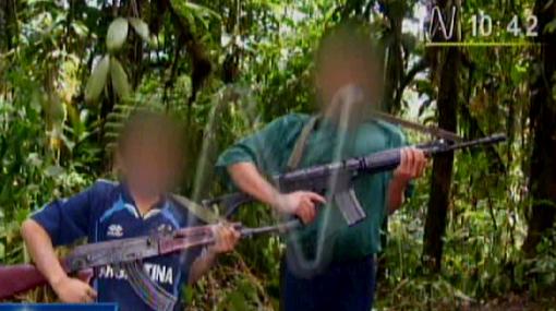 Procuraduría denunció al clan Quispe Palomino por el secuestro de niños