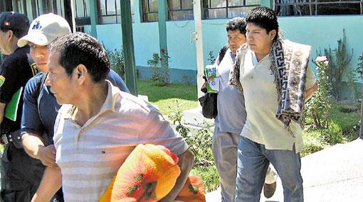 Tres familias de Ica fueron denunciadas por lavar dinero de Sendero