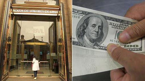 Precio del dólar y Bolsa de Valores de Lima caen en la apertura