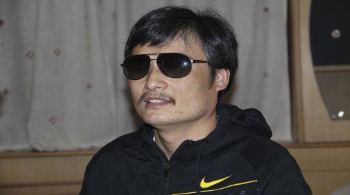 Disidente chino es protegido por EE.UU., según grupo humanitario