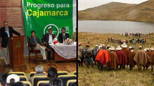 Cajamarca: comisión del Ejecutivo confía en pacto de convivencia