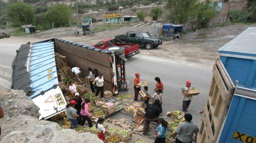 Tres muertos dejaron accidentes de tránsito en Cañete y Arequipa