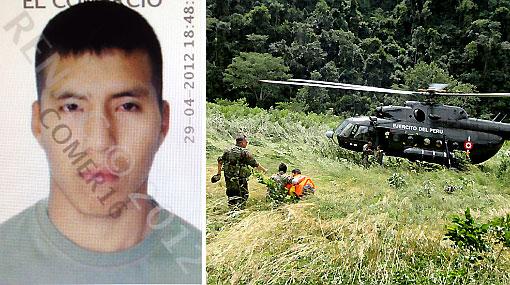Policía Luis Astuquillca está con vida en Kiteni, confirmó su familia