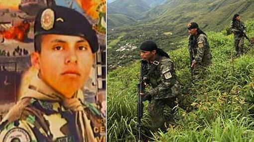 Fue encontrado sin vida el cuerpo del suboficial PNP César Vilca