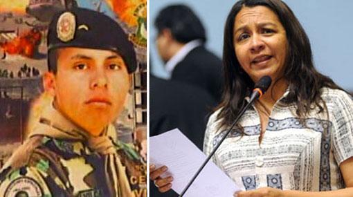 Gobierno confía en hallar vivo a desaparecido suboficial César Vilca