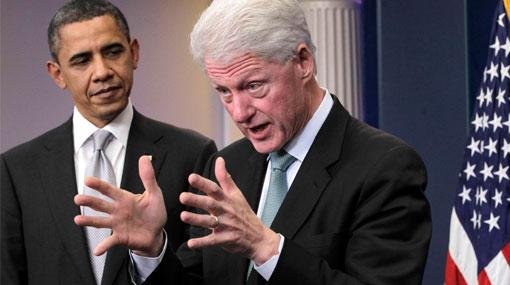 "Bill Clinton apoya a presidente Obama: ""Merece ser reelegido"""