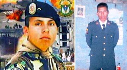 Policía César Vilca estaría vivo pero malherido, contó Astuquillca